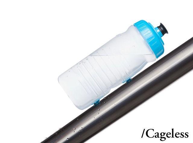 El bidón sin portabidón - Fabric Cageless Water Bottle