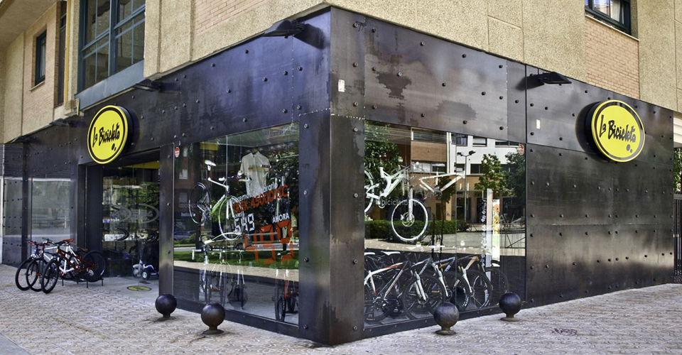 La Bicicleta Cáceres