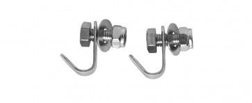Accesorios para bolsas Bontrager Juego de tornillería para bolsas de manillar Basic