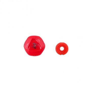 Dial Boa IP1 para zapatilla Bontrager derecha Rojo