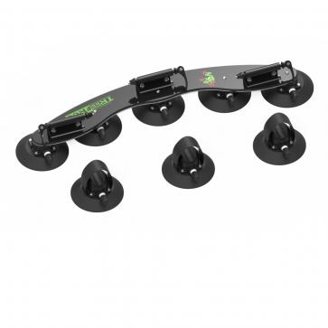 Portabicicletas TreeFrog Model Pro 3 Para 3 Bicicletas