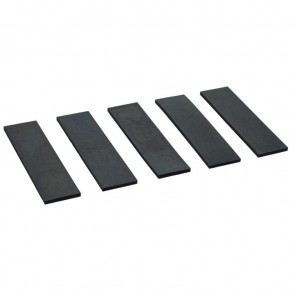 Reflectores Safety Nordic Bracket Rubber 5 Pack Black