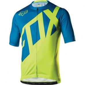 AZUMaillot Fox M/C LiverWire verdeL