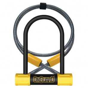 CANDA.HORQU.MINI ONGUARD BULLDOG DT 90x140mm+CABLE