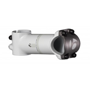 Potencia Bontrager RL 31,8 mm altura 7 105 mm Blanco
