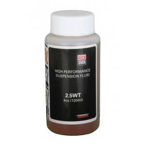 Aceite amortiguacion R.S 2.5WT 120ml