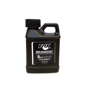 Aceite Suspension FOX FLUID R3 R3 5WT ISO 15 (250ML)