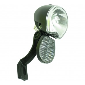 Luz delantera Spanninga Micro FF LED dinamo On/Off Safestop
