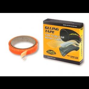 Banda Adhesiva Tufo Doble Tubular carbono 22 mm
