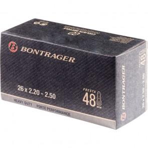 Camara Bontrager Heavy Duty 26x2/2,50 válvula Presta