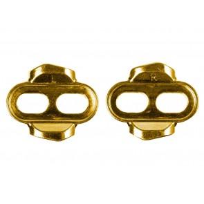 Calas Crankbrothers standar  Release 15º float 6º oro