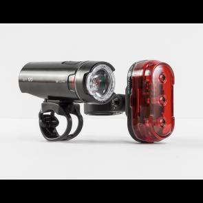 Juego de luces Bontrager Ion 120/Flare 1