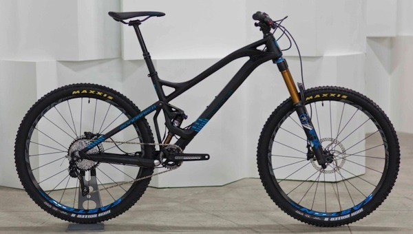 FOXY CARBON XR SPECIAL EDITION