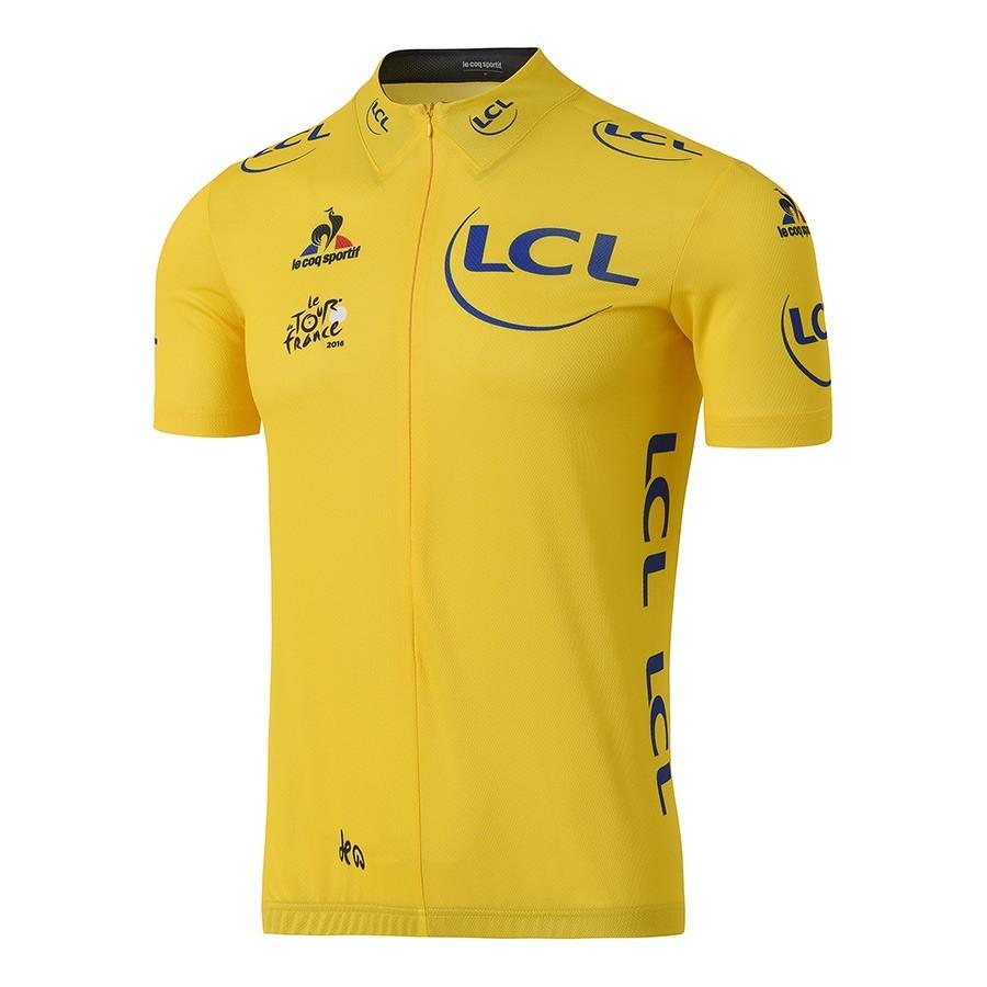 ¿Por qué el maillot de Francia es amarillo?