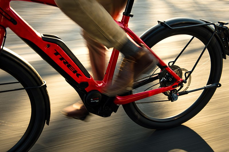 Trek presenta la Super Commuter+