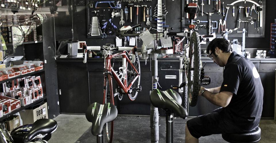 Servicio Técnico La Bicicleta